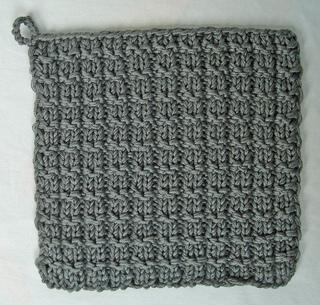Ravelry: Potholders for beginners pattern by HandmadeHandsome