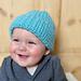 Slip Stitch Beanie Hat pattern