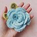 Summer Bouquet Crochet Flower pattern