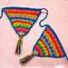 Fiesta at Home Rainbow Bunting pattern