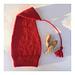 Theodors nisselue/Teddy's Santa Hat pattern
