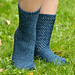 Wraparound Socks pattern