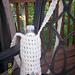 Easy Crochet Water Bottle Carrier / Holder pattern