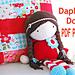 Daphne Doll pattern