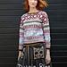 Krysta Sweater pattern