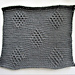 Diamond River Square (Tunisian Blanket CAL 2021) pattern