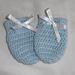 Easy-Tie Mittens pattern
