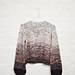 Le Pouf Sweater pattern