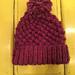 Rasberry Stitch Hat pattern