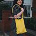 Susan Tote Bag pattern