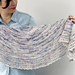 Spindrift Shawl pattern