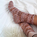 Winter Sleep Socks pattern