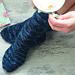Cliff Walk Socks pattern