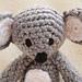 Amigurumi Kippy Koala Crochet Pattern pattern