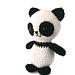 Amigurumi Patch the Panda Bear pattern