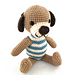 Amigurumi Pete the Puppy Dog pattern