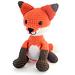 Fredrick the Fox Amigurumi pattern