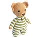 Theodore the Teddy Bear in Pajamas Amigurumi pattern