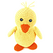 Amigurumi Duck: Timmy the Baby Duck pattern