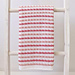 Puff Stripes Baby Blanket pattern