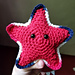 Star Spangled Ami pattern