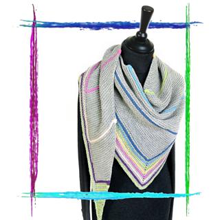 ColorFrame pattern by Hinterm Stein