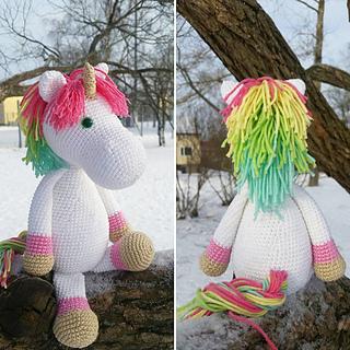 My Krissie dolls Unicorn Emmie