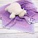 Deluxe Baby Blanket pattern