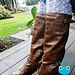 Ari Wrap Boot Cuffs pattern