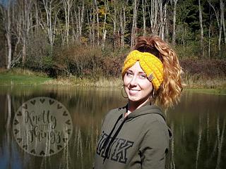 womens head turban caffeine turban ear warmer Caffeine Head wraps ear warmers