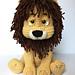 Wonderful World of Oz: Cowardly Lion pattern