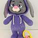 PJ Pals: Bella Bunny pattern