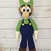 Super Luigi pattern