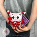 Owl Always Love You Valentine Caddy pattern