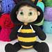 PJ Pals: Baby Bumblebee pattern