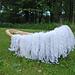 Fringe Blanket Newborn Photography Prop pattern