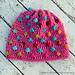 Bubblegum Beanie pattern