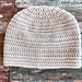 Ring Stitch Beanie pattern