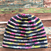 City Lights Beanie pattern