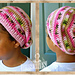 African Flower Slouchy pattern