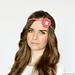 Rosetta Headband pattern