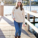Meara Fisherman Sweater pattern