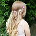 Midsummer floral headband pattern