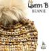 Queen B Beanie pattern