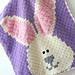Bunny C2C Blanket pattern