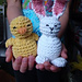 Bunny and Chick pattern