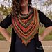 The Bauble Bandana Cowl pattern