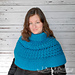 The Dead of Winter Capelet pattern
