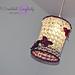 """""""Butterfly Dreams"""" Pendant Lamp pattern"""