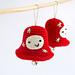 Jingle Bells pattern
